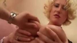 Egypt babe looking likes British babes her golden hair are very sexy and her big natural boobs amazing shaking nice boobs Egypt fucks BBC