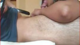 horny Pakistani girl friend sucking guys dick